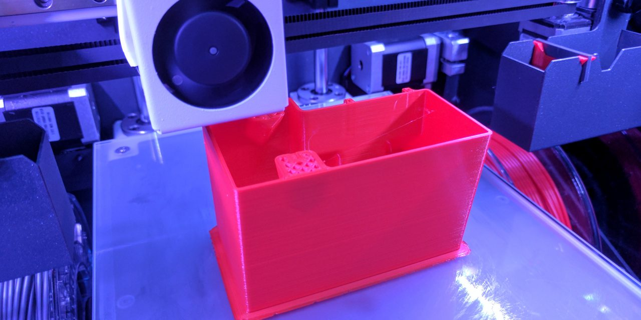 """Adventures with a 0.8mm nozzle on the BCN3D Sigma (and the larger """"jumbo"""" purge collector)"""