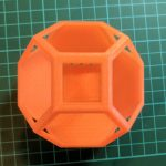 The strong, translucent and incredibly cheap Real Filament in fluorescent Orange