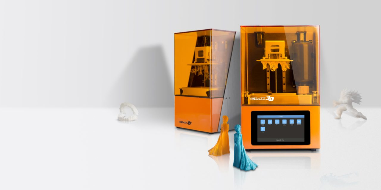 New 2k Sla printer being released