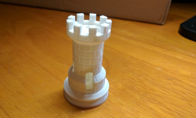 Colorfila White PLA – 2.85 Review