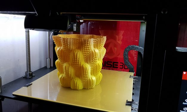 Stronghero3D Gradient Filament Review (using Chompworks' Sine Wave Model)