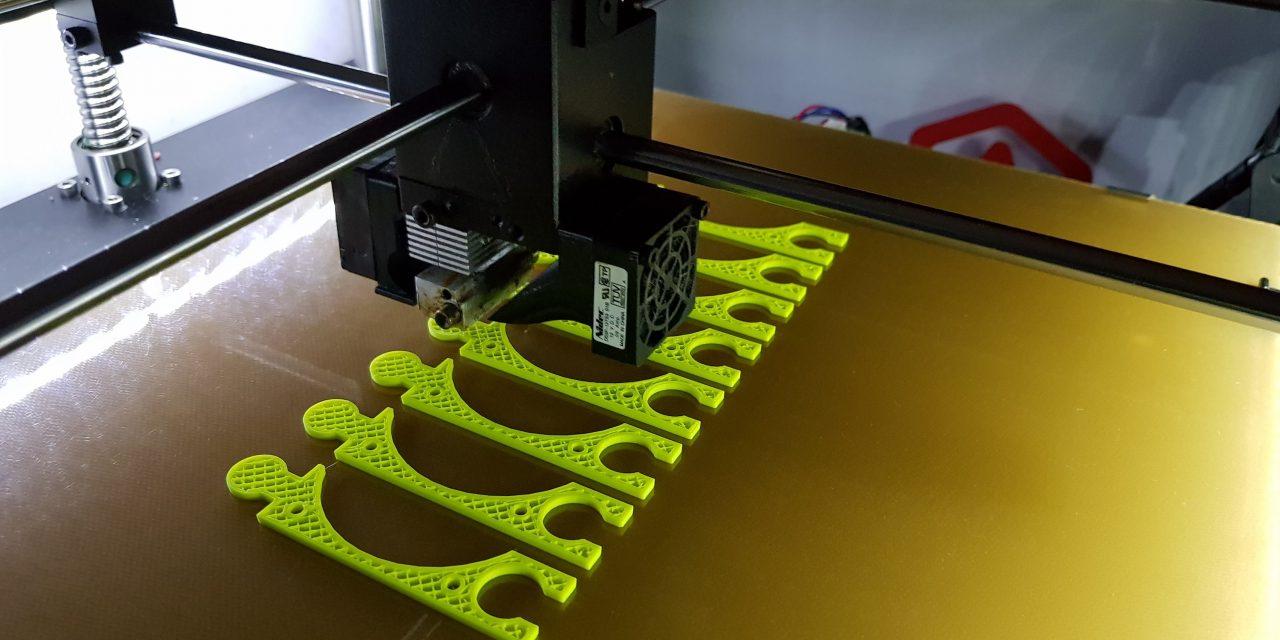 Refrigerator Beer Bottle Holders – Functional 3D Printing #1