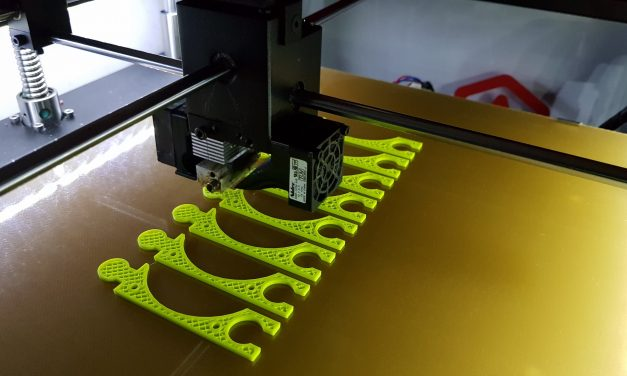 Refrigerator Beer Bottle Holders – Functional 3D Printing #1
